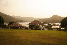 Lope Hotel and Ogooue River by inyathi, via Flickr