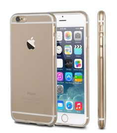 For Apple iPhone 6 /Plus TPU Rubber Gel Ultra Thin Case Cover Transparent Clear #UnbrandedGeneric