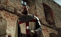 'Knightfall': Jeremy Renner-Produced History Drama Series Gets Fall Premiere & Trailer