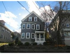 128 S Elm St, Haverhill, MA 01835 — Wow!  Bradford Multi with 3 spacious units.  Some hardwood floors, mostly updated windows and eat in kitchens.  Generous bedrooms.  Separate utilities!  Great opportunity.  This is a Fannie Mae HomePath Property.   This home is approved for HomePath Renovation Financing.