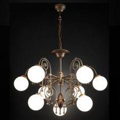 Tuscanor - Traditional Ceiling Light - TUSLU 1716/6+3