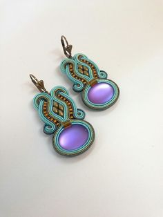 Soutache Ohrringe/earrings