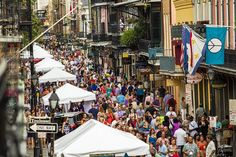May 26-29: The New Orleans Wine & Food Experience takes over the city with a variety of events. The signature event is the Royal Street Stroll where you'll sip taste and hear live jazz in antique shops galleries and boutiques on this lacy-balconied French Quarter (don't miss M.S. Rau Antiques: three full floors of wine and food.) #DevourHour #SavoteurEats @nowfe by savoteurco