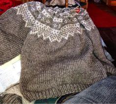 Elisabeth.H hobbyside: Marius genser på pinne 7