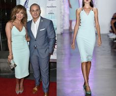 Jennifer Lopez was out on the town to support her boyfriend Casper Smart at the Hollywood Premiere of his film The Perfect March. Jennife...