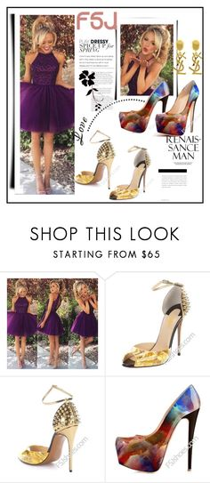 """fsjshoes"" by lip-balm ❤ liked on Polyvore featuring Yves Saint Laurent, fsjshoes and fsj"