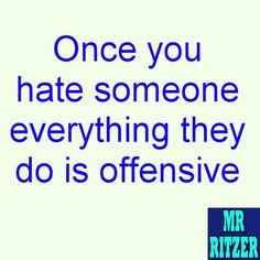 #MrRitzer #Someone
