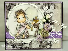 Shanna's Designs: Shanna Day Inspiration at Loves Rubberstamps - Lost and Found Collection