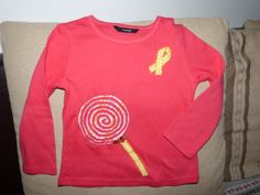 maglietta decorata a mano e con macchina da cucire \ handmade decoration t-shirt
