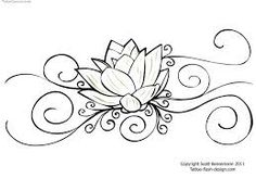 lotus wrist tattoos - Google Search