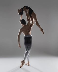 Karina González and Connor Walsh, The Houston Ballet