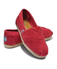Another great find on #zulily! Fuchsia Freetown Classics by TOMS #zulilyfinds