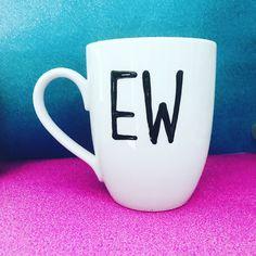 Ew Mug -Awesome- Coffee Mug- Funny Coffee Mug- Coffee Mug - Gifts for Best Friend-Gifts for sister-White Elephant Gift-Brother- Jimmy Fallon by OneWordMug on Etsy