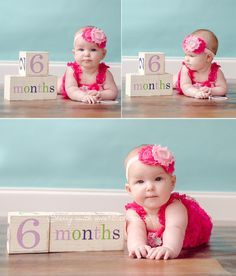Six Months of Happy {Richmond Baby Photographer, Midlothian Child Photographer}