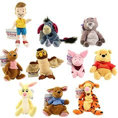 Pooh Corner Your source for all things Winnie the Pooh since Submit Ask Archive Winnie The Pooh Nursery, Winnie The Pooh Birthday, Disney Nursery, Disney Plush, Disney Toys, Baby Disney, Eeyore, Tigger, Winnie The Pooh Pictures