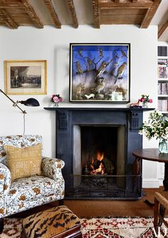 Amanda Brooks Invites Us Inside Her Dreamy English Country Home Photos | Architectural Digest