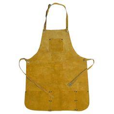 Split Leather Welding Apron
