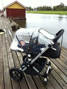 Erno recommends: Rolling the streets of Helsinki with Bugaboo strollers…