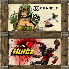 Blood Bowl Ads
