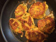 Sunde, vegetariske kikærtebøffer