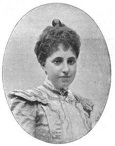 Maria de las Mercedes of Spain (1880-1904)