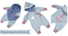Nähen für Babys - fridchenfabenfrohs Webseite!