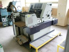 Santosh overseas offer you purchase Second hand Printing Machine, in delhi india. http://santoshoverseas.in/secondhand-printing-machine-dealer.php