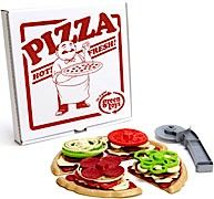 Green Toys Pizza Parlor- made from 100% recycled plastic milk cartons!