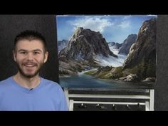 ▶ Paint with Kevin Hill - Mountain Pass - YouTube