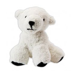 FREE Polar Bear Toy - Knitting Pattern