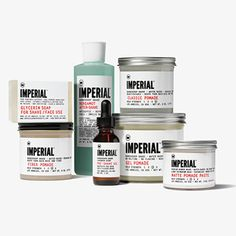Superior Styling Goods for Men by Imperial Barber Products | MONOQI