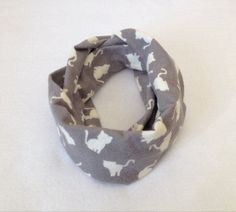 This 100% Flannel Infinity Scarf is the perfect fashion accessory for your toddler and all wrapped up in a cute little bow and personalized for easy gift giving. Description from etsy.com. I searched for this on bing.com/images