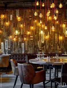"Ресторан ""Фаренгейт"" в Москве | AD Magazine http://www.admagazine.ru/inter/56939_restoran-farengeyt-v-moskve.php"