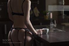 Morning Coffee by lelyak