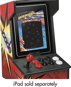 iCade Brings Back the Ultimate Arcade Gaming Experience