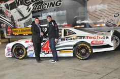 LP Dumoulin will join King Autosport and Martin Roy for the 2014 NASCAR Canadiain Tire Series season Canadian Tire, Nascar, Lp, Dodge, Join, Canada, Seasons, Seasons Of The Year
