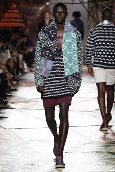 Missoni, spring/summer 2015 menswear