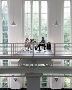 Artist Studio In Berlin  Michael Elmgreen + Ingar Dragset. The Cool Hunter  · Office Design