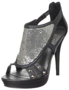 Fergie Women's Kaper Platform Dress Sandal