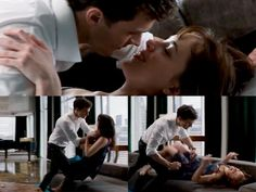 See New Scenes From Fifty Shades of Grey In 'Love Me Like You Do ...