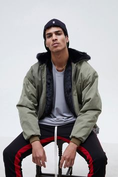 Fear of God Fall 2017 Menswear Collection Photos - Vogue