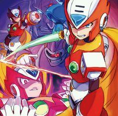 Megaman X, Zero