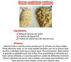 quinoa como cozinhar - Pesquisa do Google