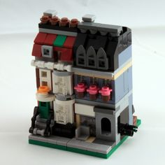 Lego Mini Modular Pet Shop