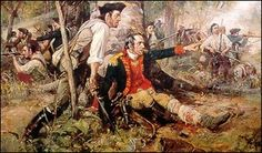 """The Battle of Oriskany: """"Blood Shed a Stream Running Down"""" (79)   Learn how New York's Mohawk Valley became the setting for a fierce Revolutionary War battle that pitted residents of the area, including the nations of the Iroquois Confederacy, against each other.   (National Park/National Historic Landmark)"""