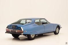1973 Citroën SM 2.7 | V6, 2,670 cm³ | design: Robert Opron, Citroën