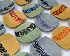 CHARAN SACHAR slip trailed plates