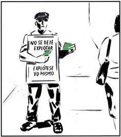Viñeta: El Roto - 2014-12-06 | Opinión | EL PAÍS