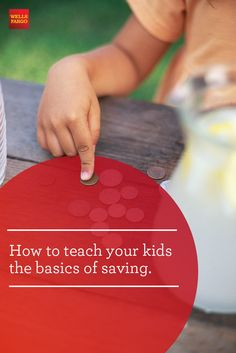 Learn how you can instill good financial behaviors in your child so that they become savers in the future.