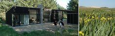 Fritidshus designet af Arkitekt Elin Donskov